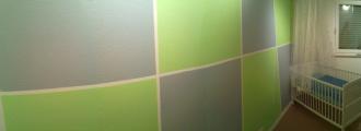 Moderne Wandgestaltung Dortmund