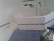 Badsanierung altes Bad